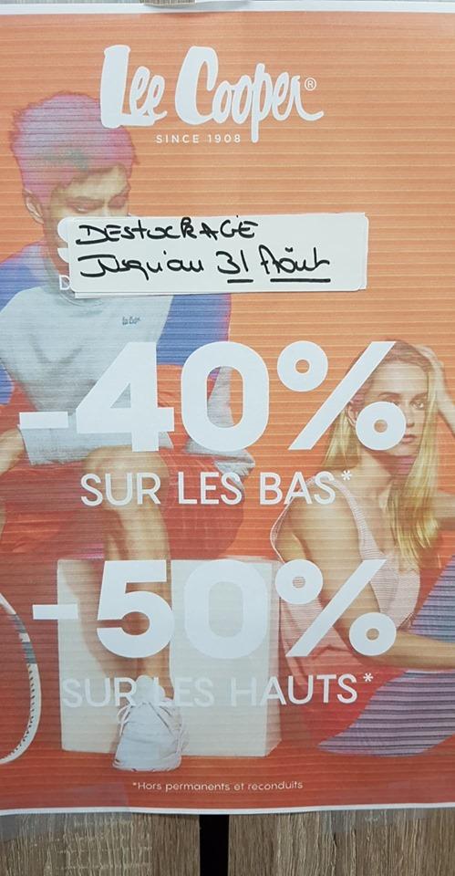 magasins american store - destockage - 01